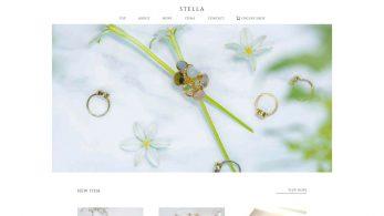 STELLAウェブサイトイメージ